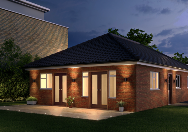 Architectural Rendering London